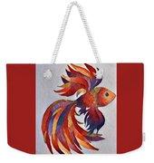 Little Fish Weekender Tote Bag