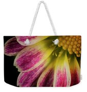 Little Flower Quadrant Weekender Tote Bag