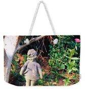 Little Flowergirl Weekender Tote Bag