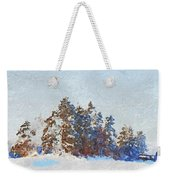 Little Forest Weekender Tote Bag