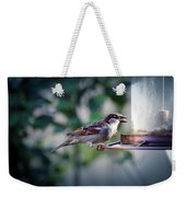 Little Friend Visitor Weekender Tote Bag