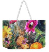 Little Garden Weekender Tote Bag