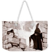 Little Girl In 1946 Weekender Tote Bag