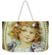 Little Girl Weekender Tote Bag
