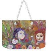 Little Girls  Weekender Tote Bag