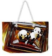Little Glass Pandas 43 Weekender Tote Bag