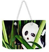 Little Glass Pandas 59 Weekender Tote Bag