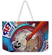 Little Glass Pandas 62 Weekender Tote Bag