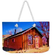 Little House In Lincoln Weekender Tote Bag