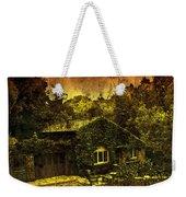 Little House Weekender Tote Bag