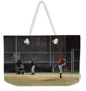Little League Baseball Weekender Tote Bag