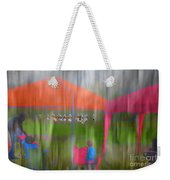 Little League Football Weekender Tote Bag