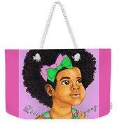 Little Legacy Series- A K A Weekender Tote Bag