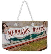 Little Mermaids Weekender Tote Bag