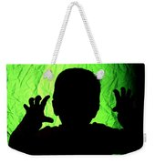 Little Monster Weekender Tote Bag