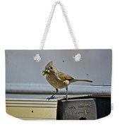 Little Mother Weekender Tote Bag