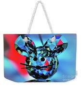 Little Mouse - Lead Crystal Weekender Tote Bag