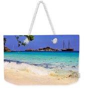 Little Paradise Weekender Tote Bag