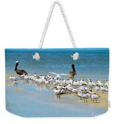 Little Pavilion Residents Weekender Tote Bag