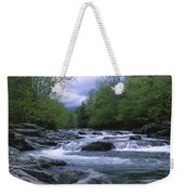 Little Pigeon River Weekender Tote Bag