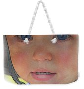 Little Pilgrim Myles Alden At 1yo Weekender Tote Bag