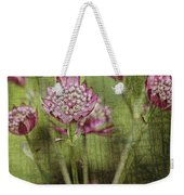Little Pink Jewels Weekender Tote Bag