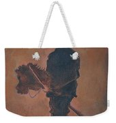 Little Rider Weekender Tote Bag by Leslie Allen