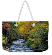 Little River Weekender Tote Bag