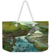 Little River Gloucester Weekender Tote Bag