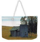 Little Rustic Shack Weekender Tote Bag