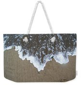 'little Sails' In The Surf Weekender Tote Bag
