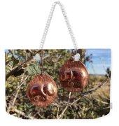 Elephant Earrings Weekender Tote Bag