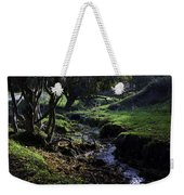 Little Stream Weekender Tote Bag