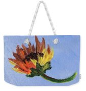 Little Sunflower Weekender Tote Bag