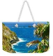 Little Tobago  Weekender Tote Bag