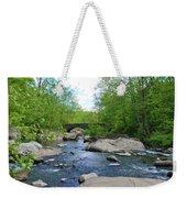 Little Unami Creek - Pennsylvania Weekender Tote Bag