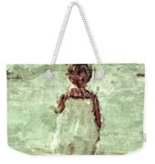Little Wave-watcher Weekender Tote Bag
