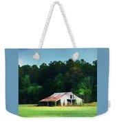 Little White Barn Weekender Tote Bag