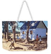 Little White House Karoo South Africa Weekender Tote Bag