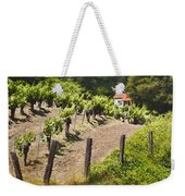 Little White House Weekender Tote Bag