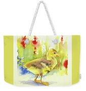 Little Yellow Duck Weekender Tote Bag