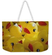 Little Yellow Duckies Weekender Tote Bag