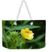 Little Yellow Flower Weekender Tote Bag