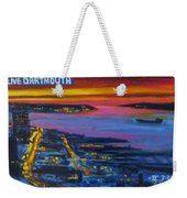 Live Eye Over Dartmouth Ns Weekender Tote Bag