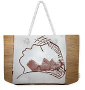 Live For Today - Tile Weekender Tote Bag