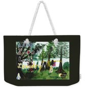 Live, Love, Laugh, Laundry Weekender Tote Bag