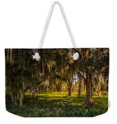 Live Oak Tree Weekender Tote Bag