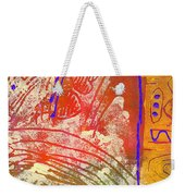 Live Your Life Weekender Tote Bag