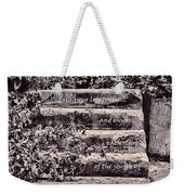 Live Your Life Fully Weekender Tote Bag