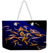 Lively Colorful Weekender Tote Bag